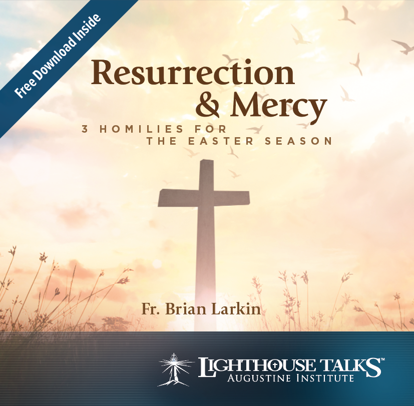 Resurrection & Mercy: 3 Homilies for the Easter Season - Fr. Brian Larkin