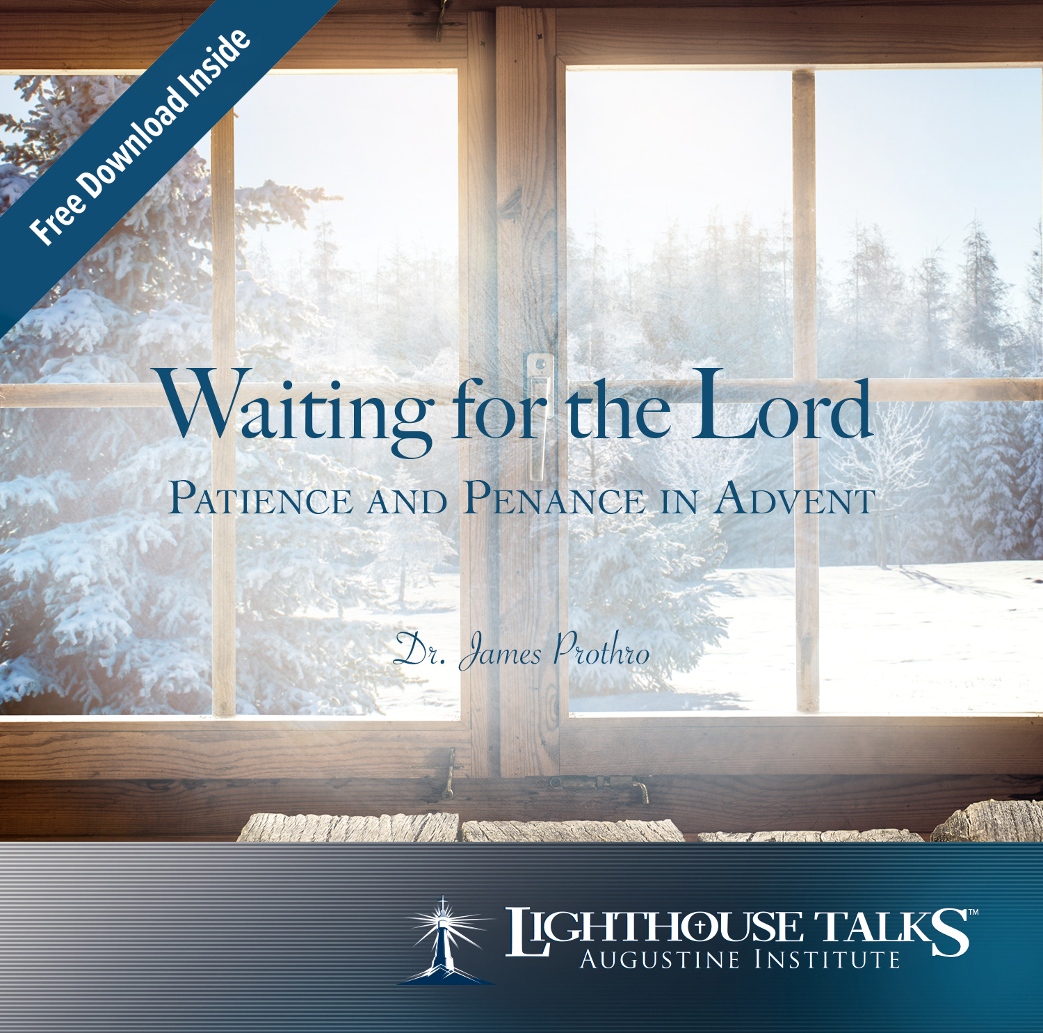 Waiting for the Lord: Patience and Penance in Advent