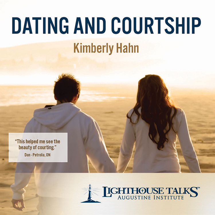 Courting instead dating