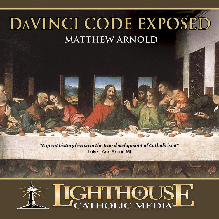 Davinci Code Exposed Catholic CD or Catholic MP3