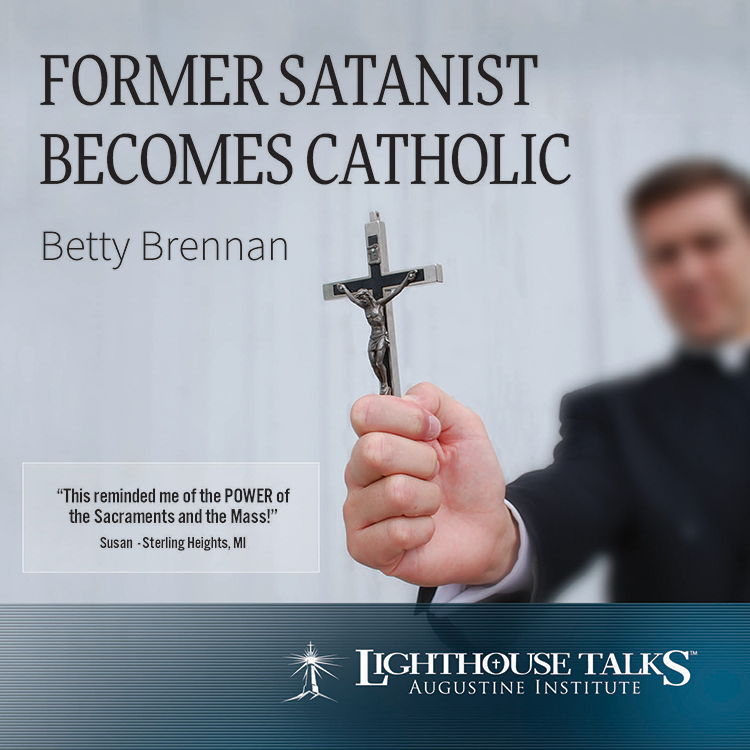 Former Satanist Becomes Catholic