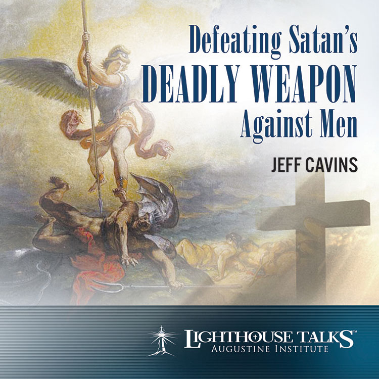 Defeating Satan's Deadly Weapon Against Men Catholic CD or Catholic MP3