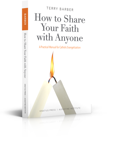 How to Share Your Faith With Anyone - Terry Barber