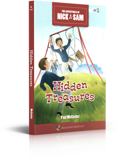 Hidden Treasures: The Adventures of Nick & Sam - Paul McCusker