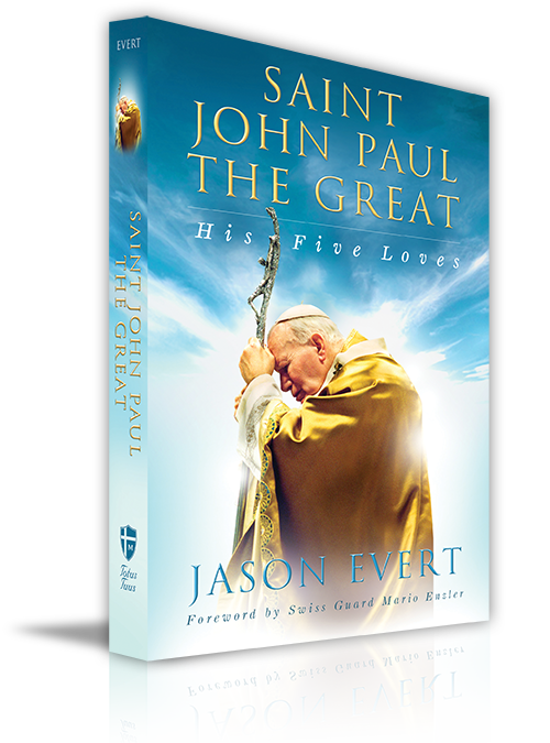 Saint John Paul The Great - Book - Jason Evert