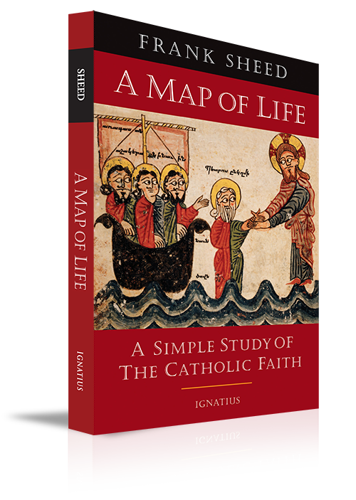 A Map of Life Book - Frank Sheed