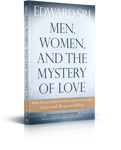 Men, Women, and the Mystery of Love - Book - Dr. Edward Sri