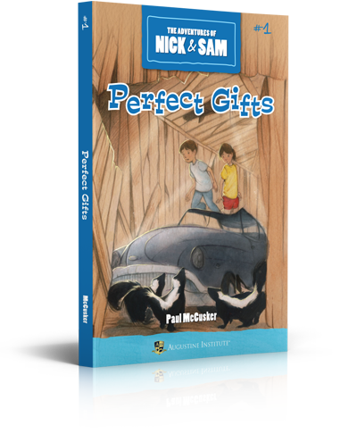 Perfect Gifts: The Adventures of Nick & Sam - Paul McCusker