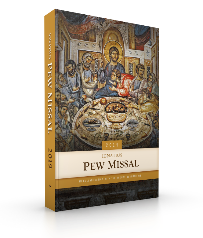 Ignatius Pew Missal: Congregational Edition 2019 - Cycle C - Ignatius Press
