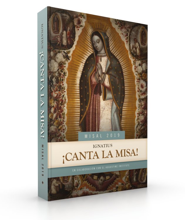 ¡Canta la Misa! Congregational Edition 2019 - Cycle C - Ignatius Press