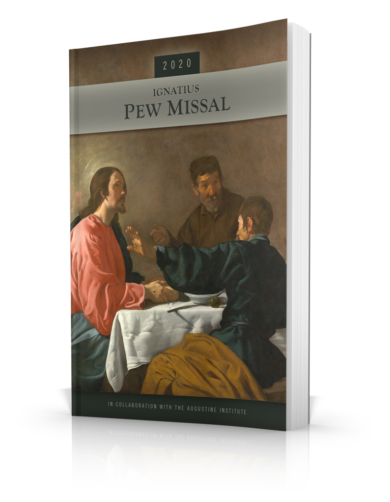 Ignatius Pew Missal: Congregational Edition 2020 - Cycle A -