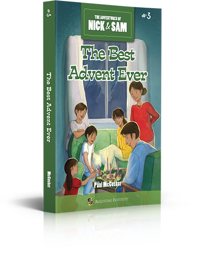 The Best Advent Ever: The Adventures of Nick & Sam - Paul McCusker