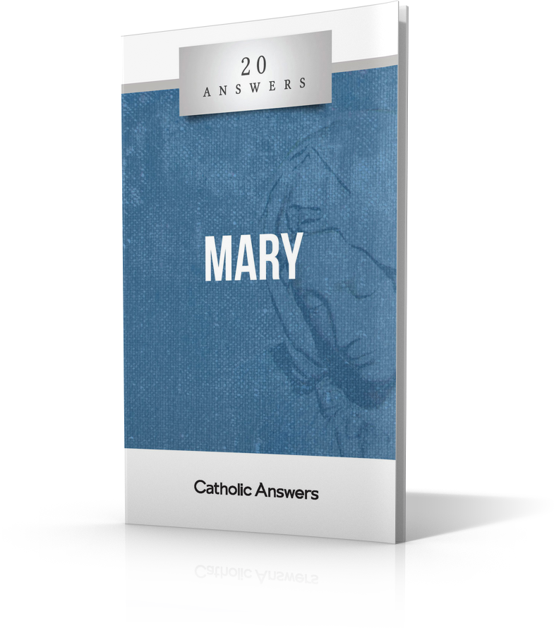 Mary (20 Answers) - Booklet