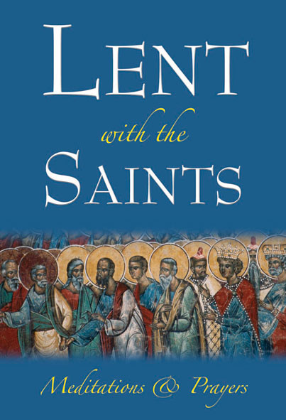 Lent with the Saints - Booklet - Catholic Truth Society