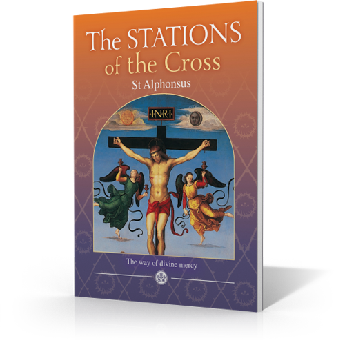 Stations of the Cross: The Way of Divine Mercy - Catholic Truth Society