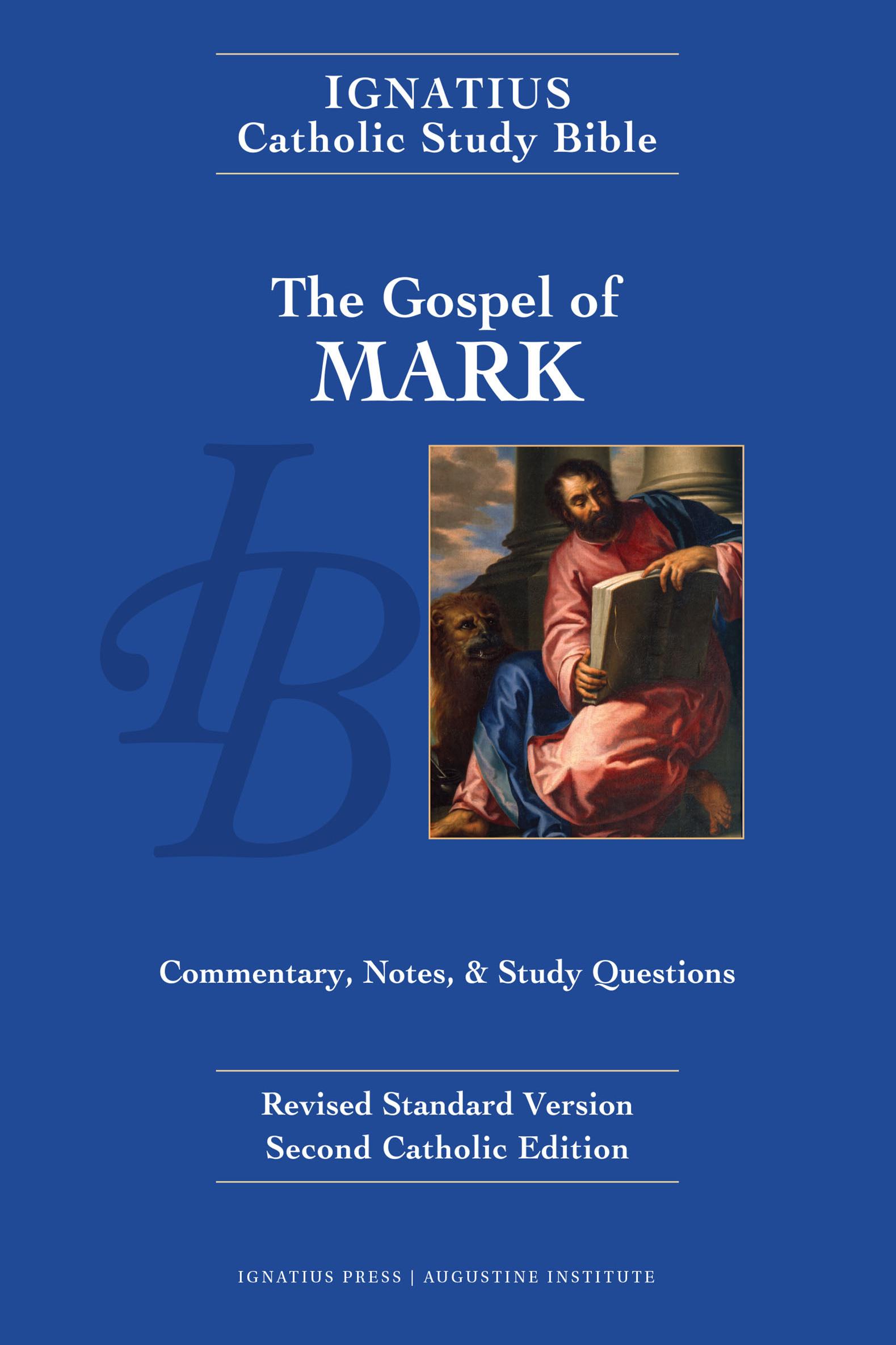 Gospel of John – Bible Study | Annunciation Catholic Church
