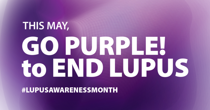 Put On Purple Lupus Foundation Of America
