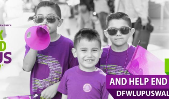 Dallas/ Fort Worth Walk To End Lupus Now