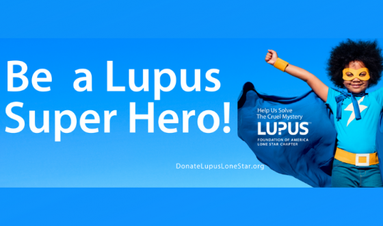 Be a Lupus Super Hero