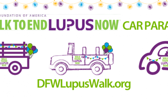 Dallas/ Fort Worth Virtual Walk To End Lupus Now