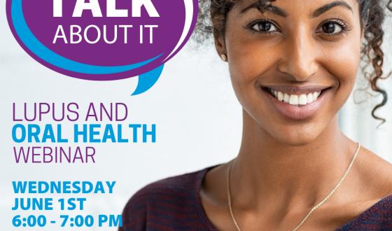 Lupus and Oral Health Webinar