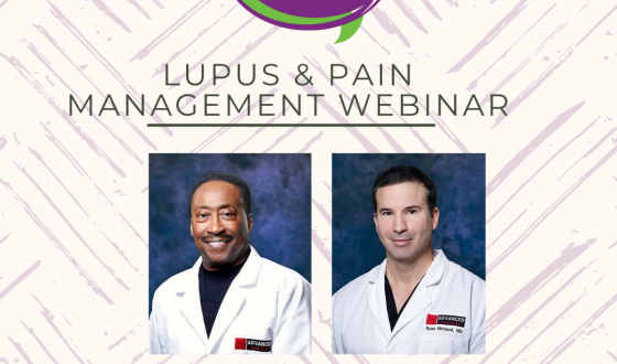 Lupus and Pain Management Webinar