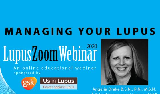 Managing Your Lupus - September 22