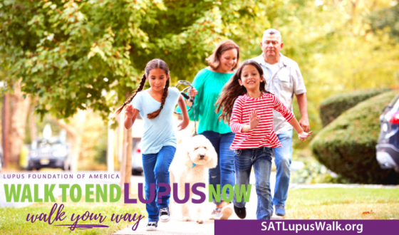 San Antonio Virtual Walk To End Lupus