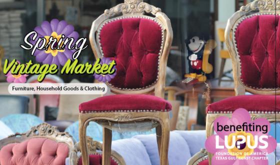 Spring Vintage Market - April 24-25
