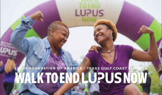 Beaumont 2020 Walk To END Lupus Now & Fun Run - April 25, 2020
