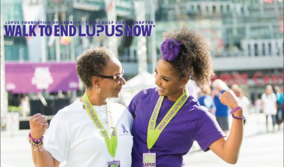 Galveston County 2020 - Walk to END Lupus Now & Fun Run.  May 30, 2020