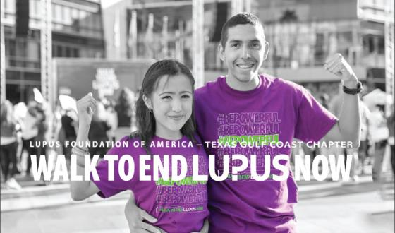 Thank you Corpus Christi for being part of the 2020 VIRTUAL Walk to END Lupus Now event