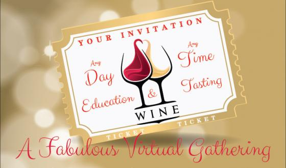 Holiday Wine Virtual Event