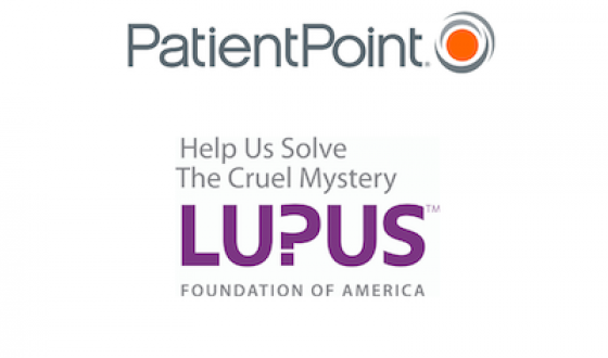 PatientPoint and the Lupus Foundation of America Partner to Bring Lupus Resources to Physician Offices Nationwide