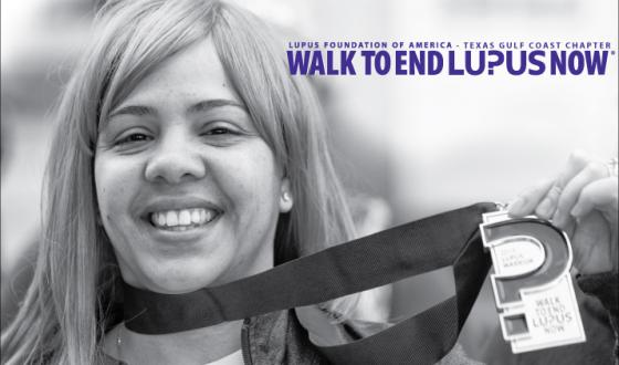 Thank you Rio Grande Valley - Walk to END Lupus Now & Fun Run