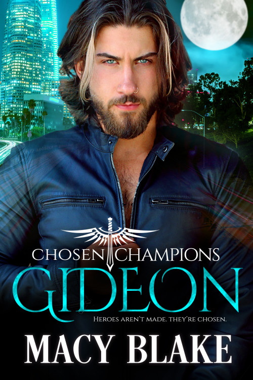 Gideon, Chosen Champions, Book 2