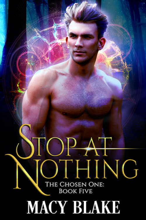 Stop at Nothing, The Chosen One, Book 5