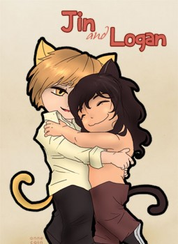 Change of Heart :: Jin & Logan by Anne Cain