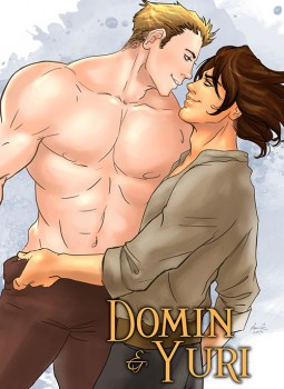 Forging the Future :: Domin & Yuri by Anne Cain