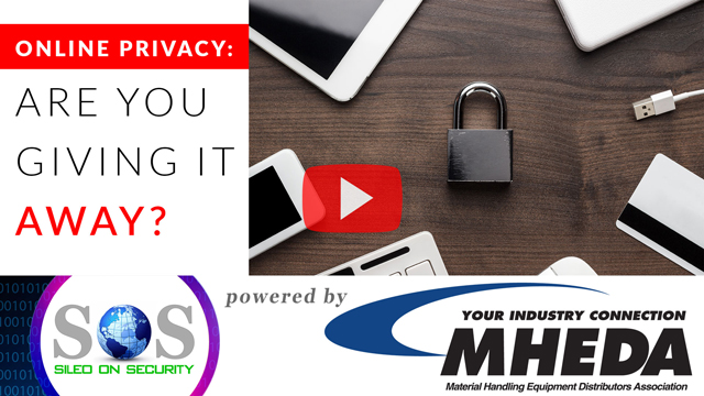 Online Privacy: Are You Giving it Away?