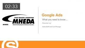 Digital Marketing with Google Ads