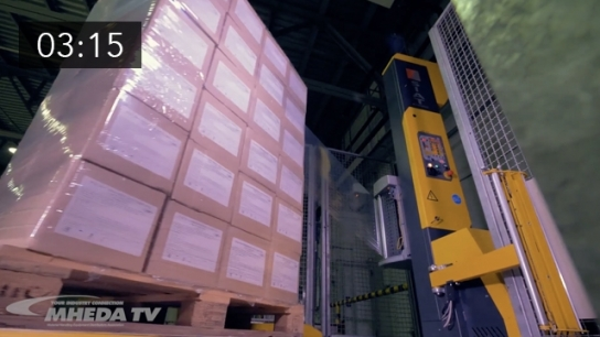Automated Solutions Material Handling Business Tre...