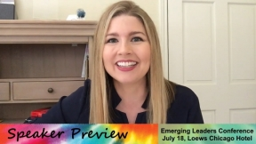 Join Courtney Clark at the Emerging Leaders Conference