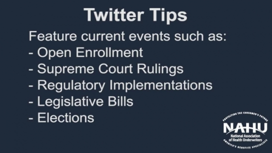 Twitter Module 6: Tweeting and Engaging with Followers
