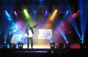 DJ Zeke in Concert