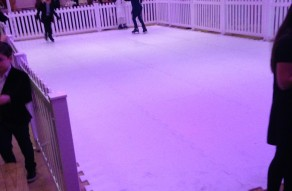 Ice Rink by NYFF Events