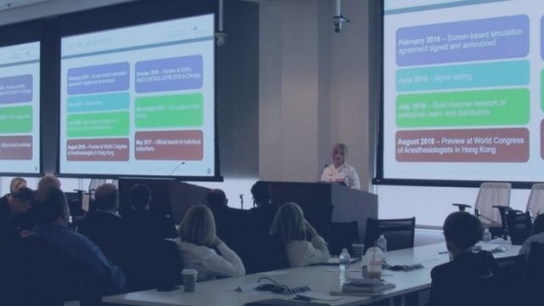 Experiences Get Real Virtual – Simulation Education Discussion and Demonstration