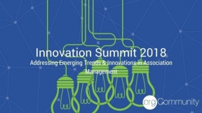 Welcome to Innovation Summit 2018
