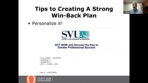 We Want You Back: Tools to Regain Lapsed Members with Scott Oser