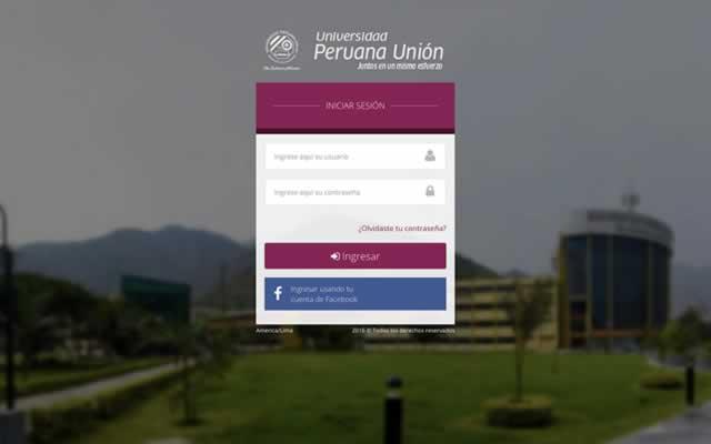 PATMOS - Universidad Peruana Unión